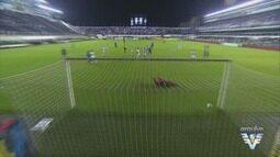 Santos encara o Cruzeiro pela Copa do Brasil