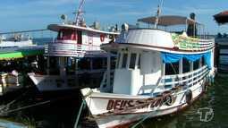 Saiba os cuidados necessários ao viajar de barco na região oeste do Pará
