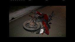 Motociclista morre em acidente na BR-259, em Valadares
