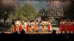 Festival Internacional de Folclore acontece em Passo Fundo