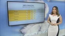 Confira a previsão do tempo para esta terça-feira (21) no Sul de Minas