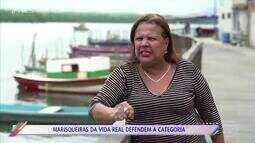Marisqueiras no VideoShow