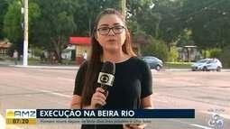 Jovem de 18 anos foi assassinado a tiros ontem (16) no complexo Beira-Rio, no AP