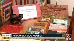 Começa hoje (17) a programação de valorização do Museus em Macapá, no AP