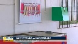 Projeto em Macapá quer estimular a honestidade, no AP
