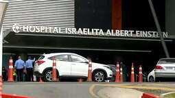 Jair Bolsonaro segue internado em hospital em São Paulo
