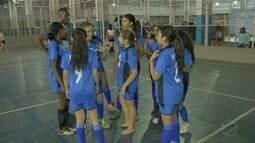 Goleadas marcaram a rodada da Copa da Juventude no feminino