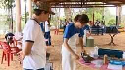 Olimpíada de Agropecuária incentiva ligação com meio rural em Bambuí