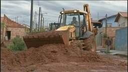 Obras da CDHU devem ser entregues em novembro em Piraju