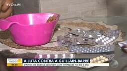 Síndrome de 'Guillain-Barré': 42 pessoas já tiveram a doença este ano no estado