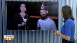 Sesc Mecejana apresenta espetáculos 'Animo Festas' a partir desta segunda (24) em Roraima