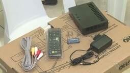 Sinal analógico de TV será desligado no Vale do Ribeira em breve