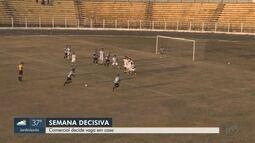 Pinho comenta estratégias para chegar à semifinal da Segundona