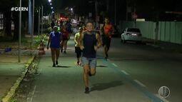 TF Run Series ocorre neste domingo (30), em Natal, e é tema do quadro 'Eu Atleta'