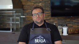 Chef JPB na Brasa : Marcel Lima venceu a disputa
