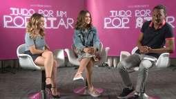 'Tudo por um Popstar': Douglas Bandeira conversa com elenco do filme