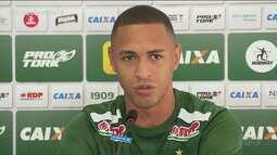 """Figueirense é """"inimigo íntimo"""" de muitos jogadores do Coritiba"""