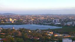 Bloco 1 Profissionais e estudantes de outras cidades e estados que vivem em Campina Grande