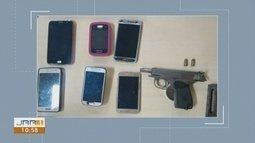 Adolescentes são detidos por suspeita de furto de celulares em Boa Vista