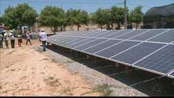 Pesquisadores do Brasil estão reunidos na Paraíba para discutir o uso de energias limpas.