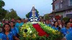 Paróquia de Aparecida em Santarém celebra a padroeira do Brasil
