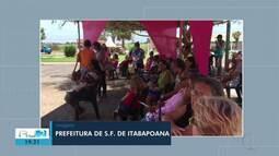 No outubro rosa, unidade móvel atende mulheres em São Francisco de Itabapoana
