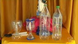 Campanha arrecada garrafas PET para produção de castiçais para procissões do Círio 100