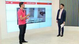 Valdivan Veloso mostra os destaques do G1 Grande Minas