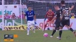 Cruzeiro perde para o Vasco por 2 a 0; América-MG e Atlético-MG não saem do 0 a 0