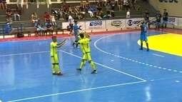 Copa Brasília de futsal: São Sebastião, Águas Claras e Guará vencem na rodada