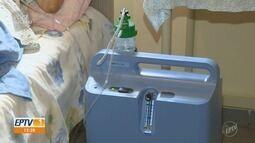 Falta de equipamento de oxigênio detém pacientes em hospitais de Campinas