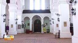 Obra de restauração da catedral de Porto Nacional não foi iniciada