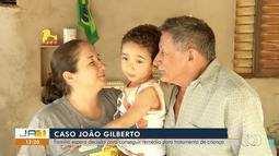 Família espera decisão da justiça para conseguir remédio para tratamento de criança