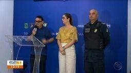 Polícia fala sobre investigações sobre morte de menino de oito anos