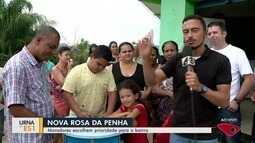 Urna do ESTV: moradores de Nova Rosa da Penha decidem prioridades para o bairro