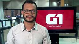 Destaques G1: Motorista de aplicativo é assaltado em Mogi das Cruzes
