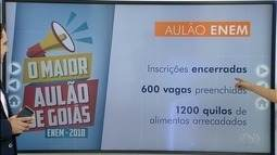 TV Ananguera promove aulão gratuito de preparação para o Enem