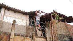 Defesa Civil de Coronel Fabriciano faz levantamentos de estragos provocados pela chuva