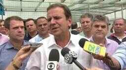 Confira o dia de campanha dos candidatos ao governo do Rio no 2º turno