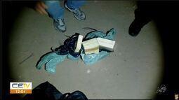 Polícia Federal apreende drogas escondidas em ônibus de turismo em Ipaumirim