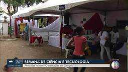 Semana de Ciência e Tecnologia reune 90 instituições em Campos, no RJ
