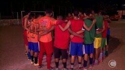 Fluminense aposta na união e na fé para conquistar o título do Sub 17