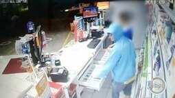 Suspeito de 15 assaltos a farmácias é preso em São José