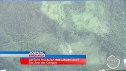 Tecnologia é usada para monitorar para mapear irregularidades em São José