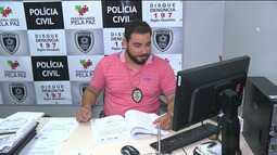 Policiais civis participam de campanha outubro rosa