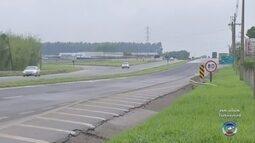 Rodovia entre Itapetininga e Araçoiaba da Serra passa por obras