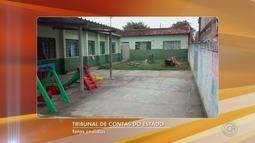 TCE encontra irregularidades em nove creches das regiões de Sorocaba e Jundiaí