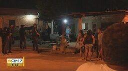 Homem é assassinado em borracharia na zona Oeste de Boa Vista
