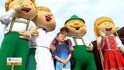 Oktoberfest: conheça a história dos bonecos Fritz e Frida