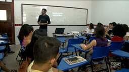 Canditatos do Enem se preparam para as provas no Maranhão